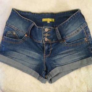 YMI Better Butt Shorts